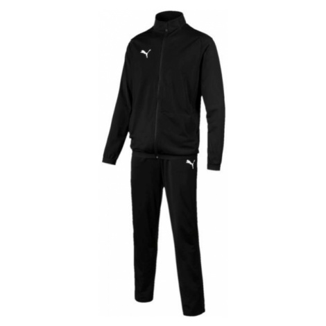 Puma LIGA SIDELINE TRACKSUIT schwarz - Herren Trainingsanzug