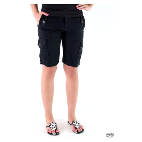Damen Shorts FOX - Bear Trainer - BLACK XXS