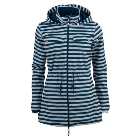 Blaue jacken, parkas und trenchcoats für damen