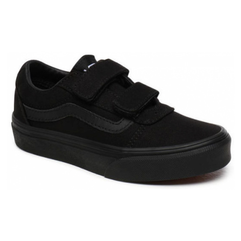 Vans WARD V schwarz - Flache Kinder Sneaker