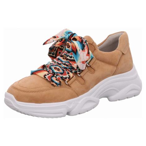 Damen Gabor Sneaker beige