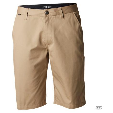 Herren Shorts FOX - Essex - Sand - 15S-12816-237 31