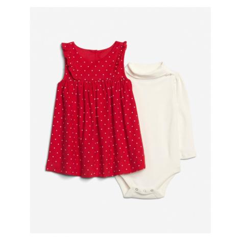 GAP Kinderkleider Rot Weiß