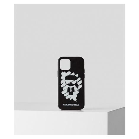 K/Graffiti Handyhülle für iPhone 12/12 Pro Karl Lagerfeld