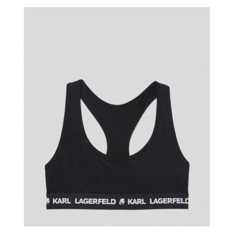 SPORT-BH MIT LOGO Karl Lagerfeld
