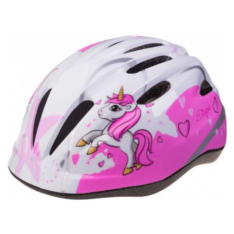 Etape REBEL JR rosa - Kinder Fahrradhelm