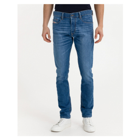 Diesel D-Luster Jeans Blau