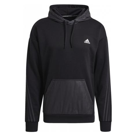 Sportswear Fabric Block Hoody Adidas