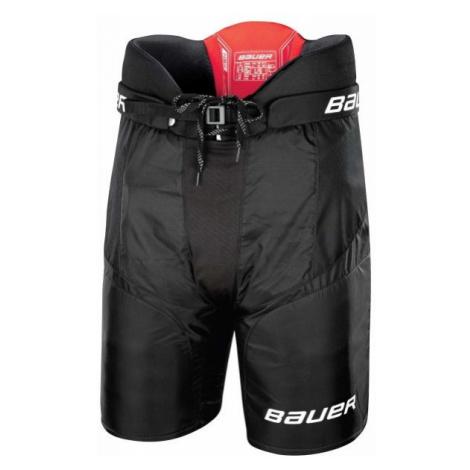 Bauer NSX PANTS JR schwarz - Eishockey Hosen für Kinder