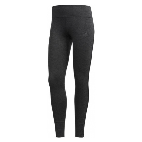 adidas RESPONSE TIGHT dunkelgrau - Damen Leggings