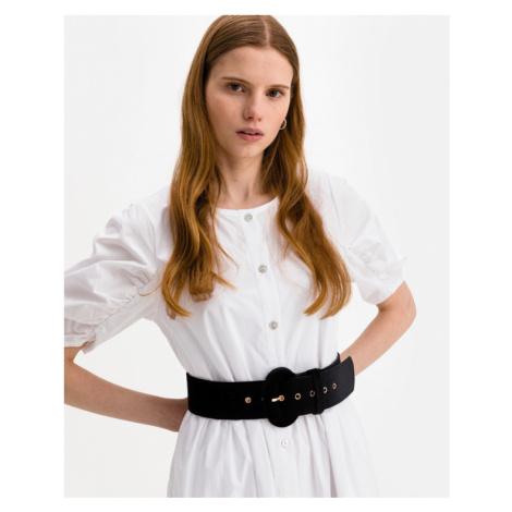 ICHI Inkala Kleid Weiß