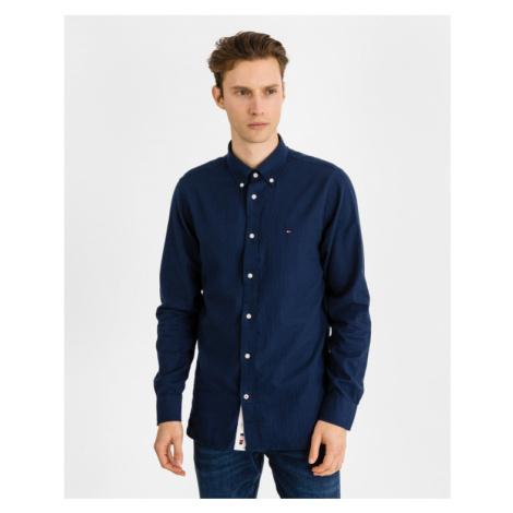 Tommy Hilfiger Hemd Blau