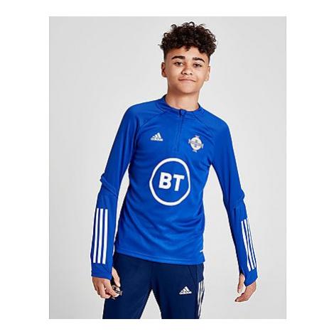 Adidas Nordirland Condivo 20 Langarmshirt Kinder - Blue - Kinder, Blue