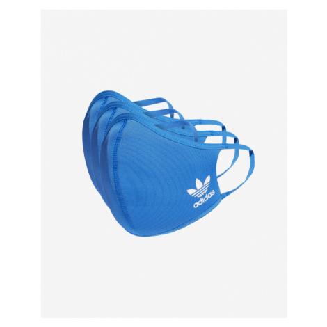 adidas Originals Face mask 3 pcs Blau