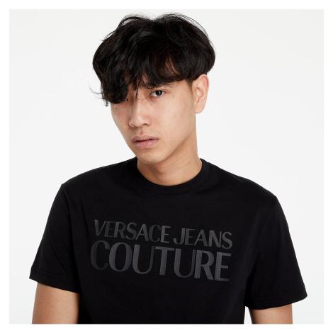 Versace Jeans Couture Slim Logo Plast T-shirt