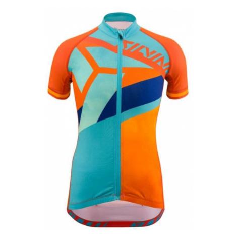 Kinder Radsport Dress Silvini Tanaro CD1433 orange