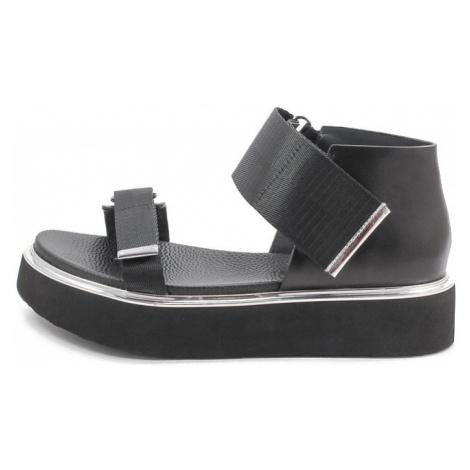 United Nude, Vita Sandal Low Damen Sandale, schwarz