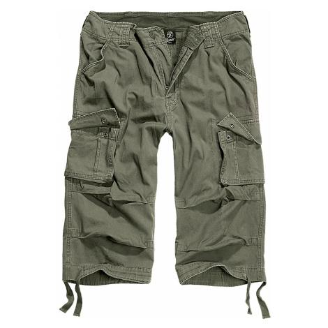 Brandit Shorts URBAN LEGEND CARGO 3/4 SHORTS BD2013 Olive