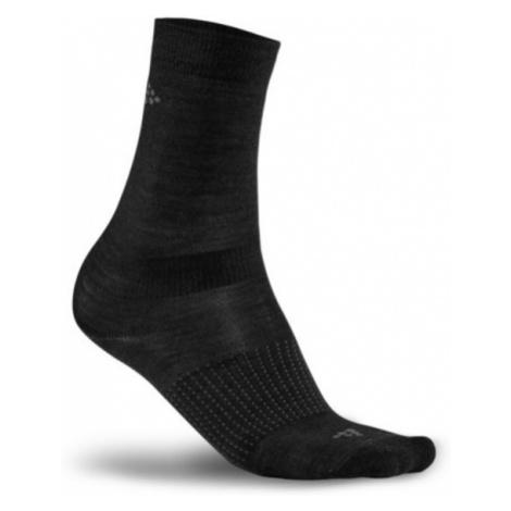 Socken CRAFT 2-Pack Wool Line 1907903-999000 - black