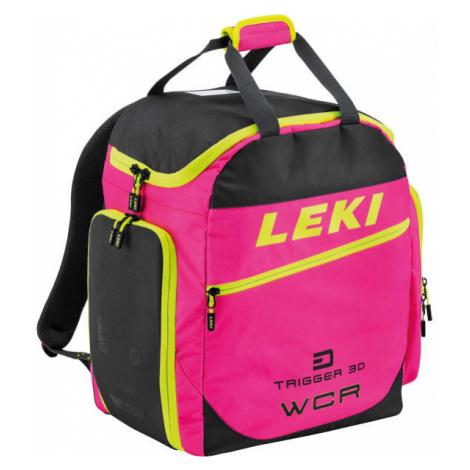 Leki SKIBOOT BAG WORLDCUP RACE 60L rosa - Rucksack für die Skischuhe