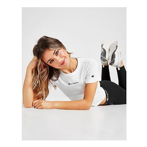 Champion Small Logo Slim T-Shirt Damen - Damen