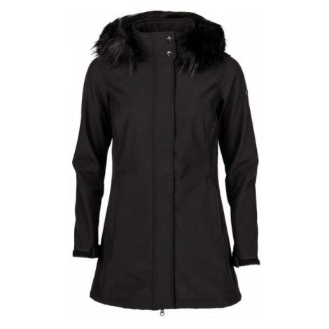 Schwarze jacken, parkas und trenchcoats für damen