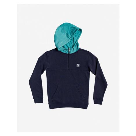 DC Rebel Sweatshirt Kinder Blau