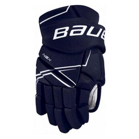 Blaue ausrüstung für hockey