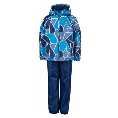 Lewro PAZ blau - Winteranzug für Kinder