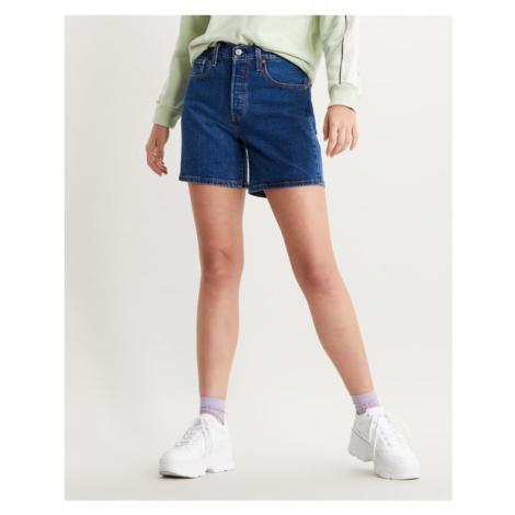 Levi's® 501® Mid Thigh Shorts Blau Levi´s