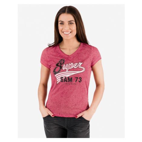 Sam 73 T-Shirt Rot