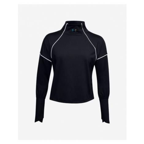 Under Armour ColdGear® RUSH™ Sweatshirt Schwarz
