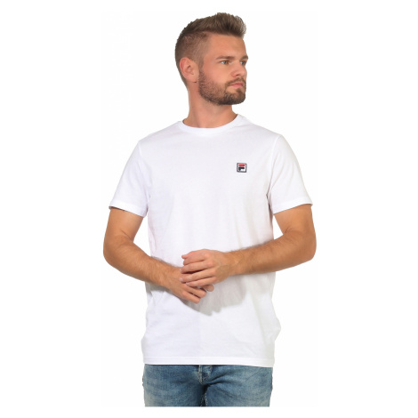 Fila T-Shirt Herren MEN SEAMUS TEE SS 682393 Weiss M67 Bright White