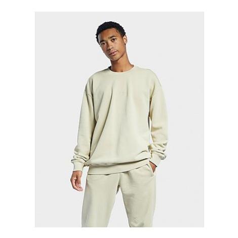 Reebok reebok classics natural dye crew sweatshirt - Stucco - Damen, Stucco
