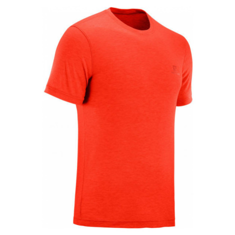 Salomon EXPLORE SS TEE M orange - Herrenshirt