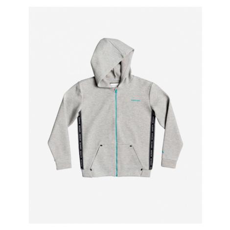 Quiksilver Ohope Carve Sweatshirt Kinder Grau