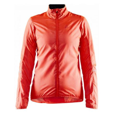 Craft ESSENCE orange - Radlerjacke für Damen