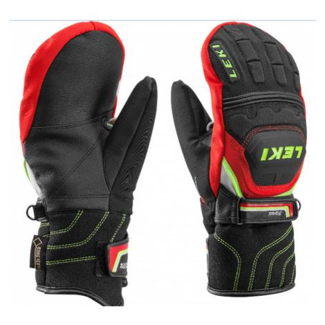 Handschuhe LEKI WC Race Coach Flex S GTX Junior Mitten 634-81121