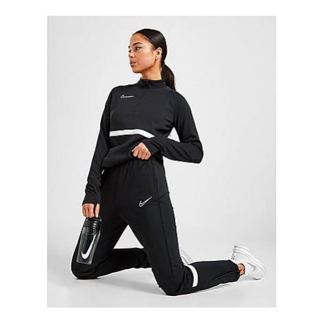 Nike Dri-FIT Academy Damen-Fußballhose - Black/White/White/White - Damen, Black/White/White/Whit