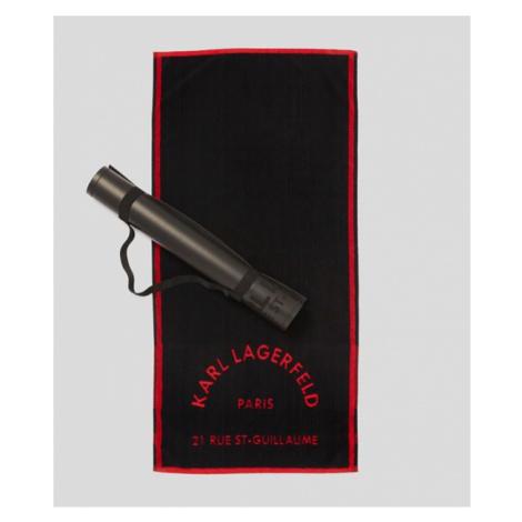 SET RUE ST-GUILLAUME YOGAMATTE UND HANDTUCH Karl Lagerfeld
