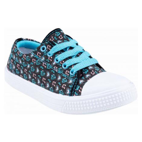 ALPINE PRO ARRAE grau - Kinder Sneaker