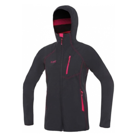 Jacke Direct Alpine Tanama schwarz / rose II