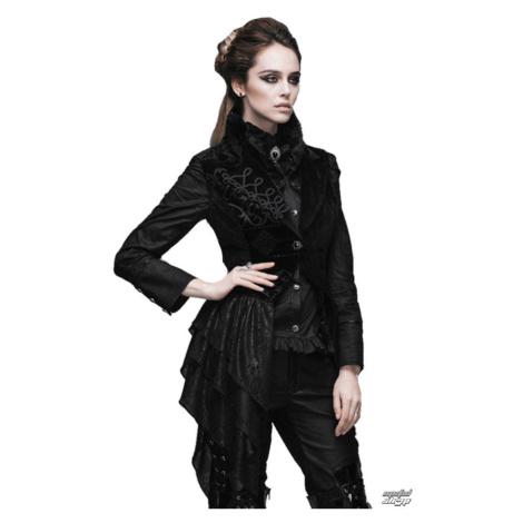 Weste Frauen - Gothic Rowena - DEVIL FASHION - DVWT002