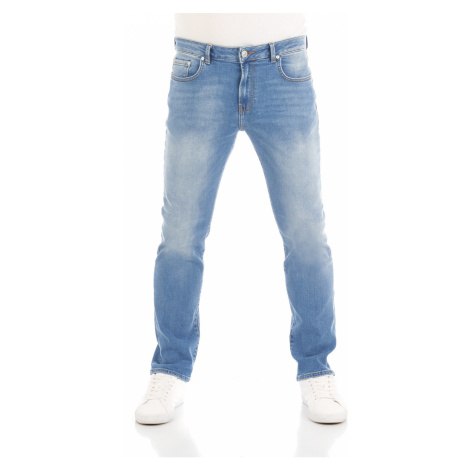 Ltb Herren Jeans Hollywood Z - Straight Fit - Blau - Antares Wash