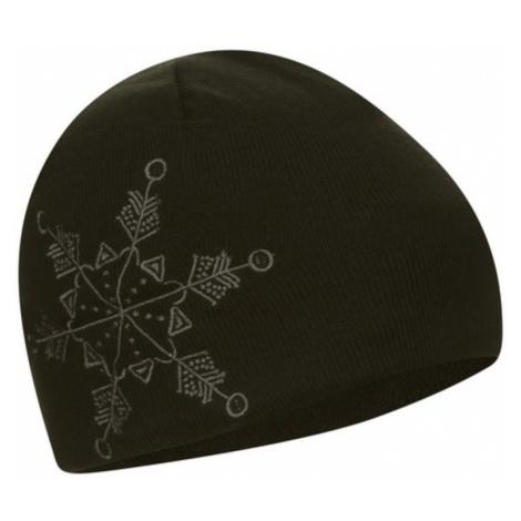 Caps Bergans Snowflake Black/Grey