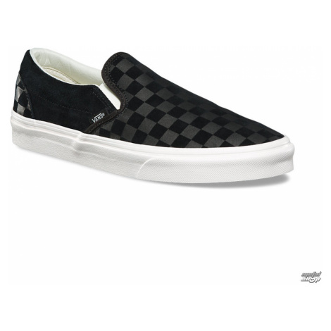 Low Sneakers Unisex - UA CLASSIC SLIP-ON (CHECKER EM) - VANS - VA38F7QCF