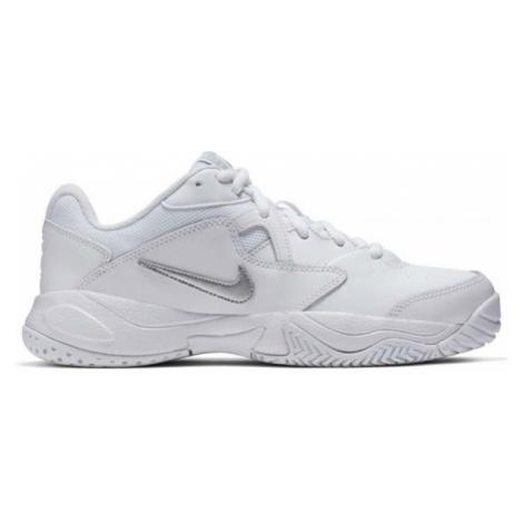 Nike COURT LITE 2 W weiß - Damen Tennisschuhe