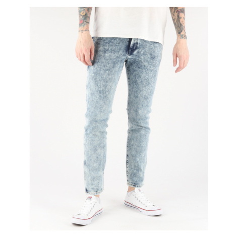 Wrangler B&Y Jeans Blau