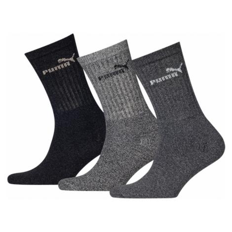 Puma Classic Socken Sport Baumwolle 3er Pack