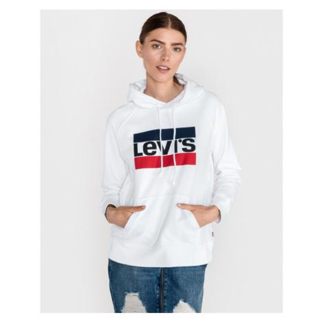 Levi's® Graphic Sport Sweatshirt Weiß Levi´s